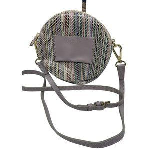 Bags - Lori Goldstein Multicolor Leather Crossbody Bag